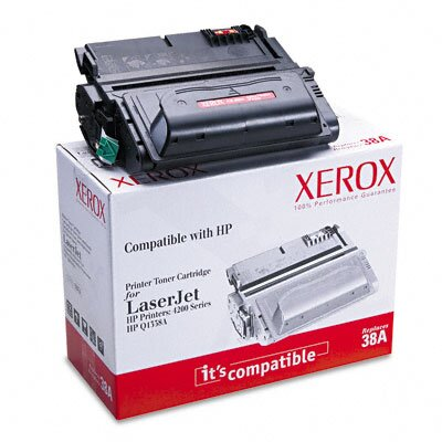 Xerox® Compatible Remanufactured Toner, 12000 Page-Yield