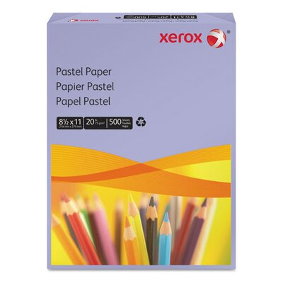 Xerox® Multipurpose Pastel Colored Paper (500 Pack)