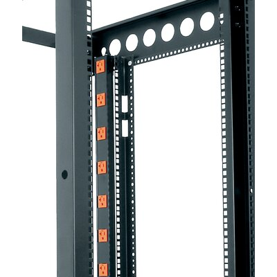 Middle Atlantic R4 Series Four Post Open Frame Rack