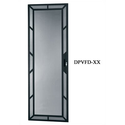 Middle Atlantic DRK Series Plexi Front Door