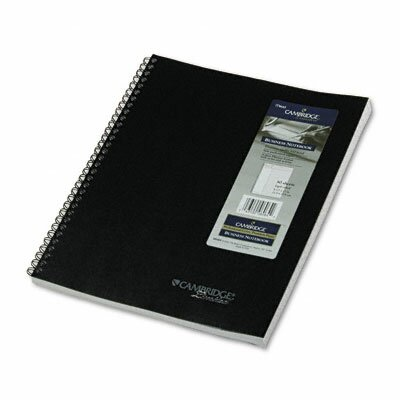 Cambridge limited cambridge wirebound notebook planner for Construction organizer notebook