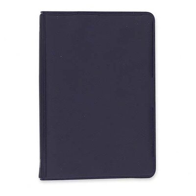 Mead Memo Book, 6-Ring,w/Narrow Ruled Paper, 5&quot;x3&quot;, Assorted