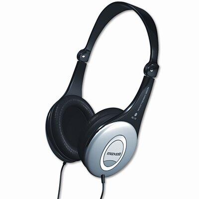 Maxell Corp. Of America Lightweight Compact Folding Headphones