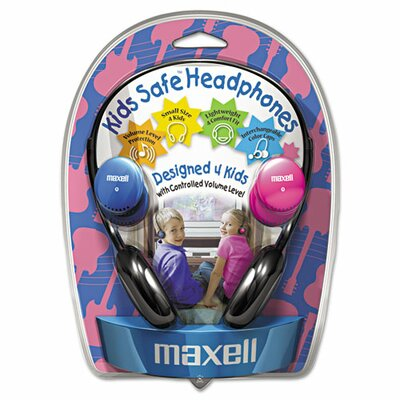 Maxell Corp. Of America Kids Safe Headphones