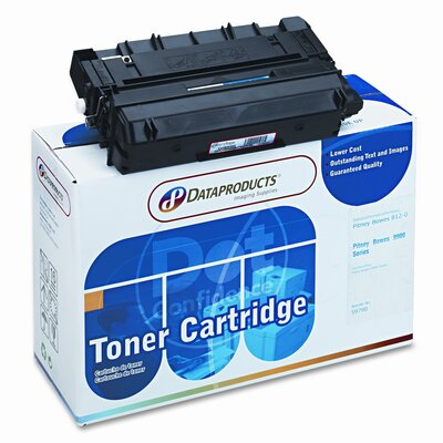 Dataproducts 59790 (8157) Remanufactured Toner Cartridge, Black