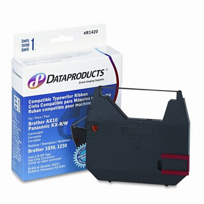 Dataproducts R1420 Typewriter Ribbon, Black