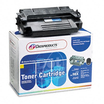 Dataproducts 58850 (92298X) Remanufactured Toner Cartridge, Black