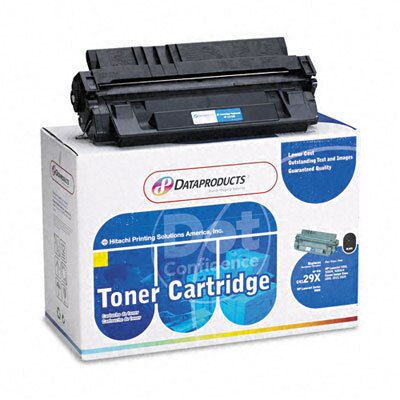 Dataproducts 57840 (C4129X) Remanufactured Toner Cartridge, Black
