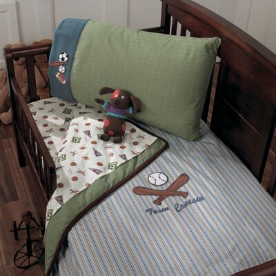 CoCaLo Baby Li'l Rookie Toddler Bedding Collection