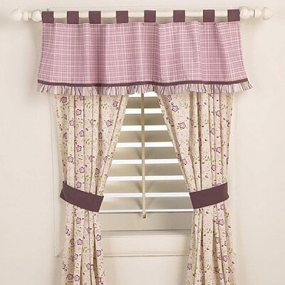 CoCaLo Baby Sugar Plum Window Drapes