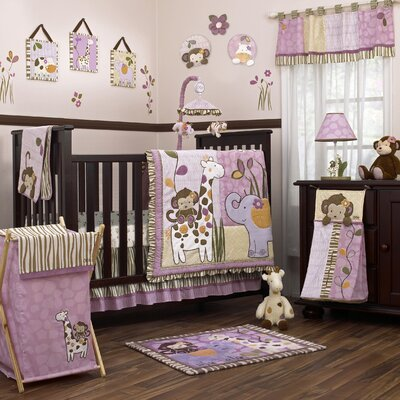 Jacana Crib Bedding Collection