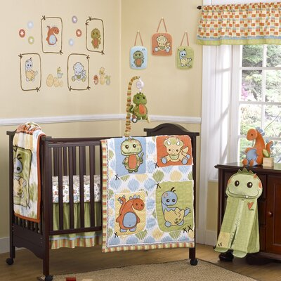 Dinos at Play Crib Bedding Collection