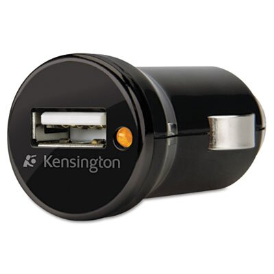 Kensington Usb Car Charger, 5 Volt