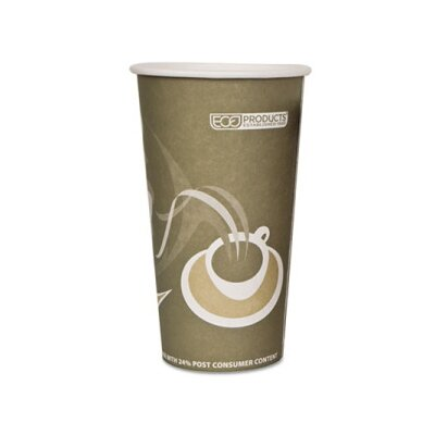 Eco-Products, Inc Evolution World Hot Drink Cups, 20 Oz., 50/Pack