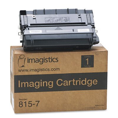 Pitney Bowes 8157 (812-0) Toner Cartridge, Black