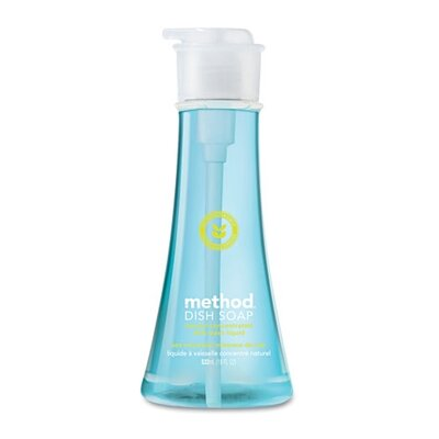 Method® Dish Pump, Sea Minerals, 18 Oz. Pump Bottle