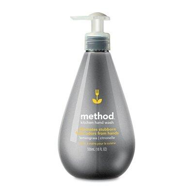 Method® Kitchen Hand Wash Lemongrass Pump Bottle - 18-oz.