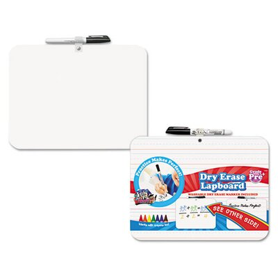 The Board Dudes Double Sided Dry Erase Lap Board