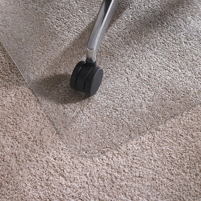 Floortex Cleartex Ultimat Low/Medium Pile Carpet Chair Mat
