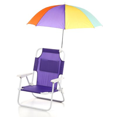 redmon for kids beach baby kids umbrella chair reviews wayfair. Black Bedroom Furniture Sets. Home Design Ideas