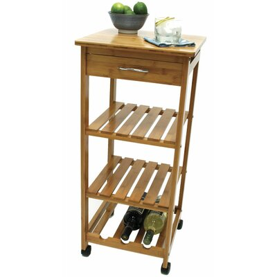 Lipper International Kitchen Cart