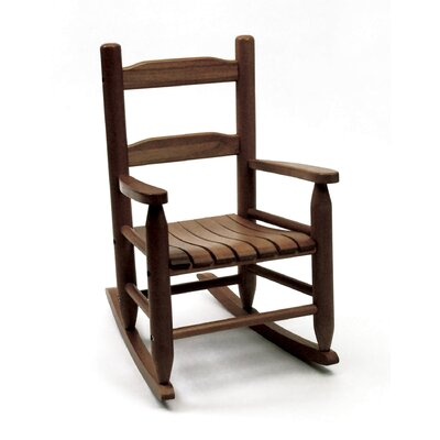 Lipper International Child's Rocking Chair