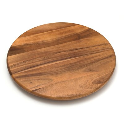 Lipper International Acacia Serveware Lazy Susan