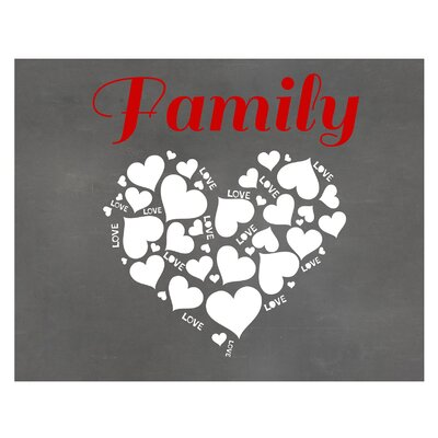 Timi and Leslie Family Love Art Print