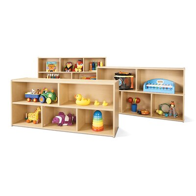 Young Time Two Shelf Storage Unit