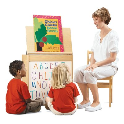 Young Time Big Book Easel