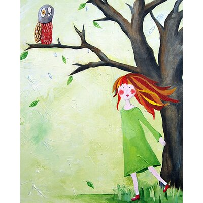 CiCi Art Factory Paper Prints Who Who Owl