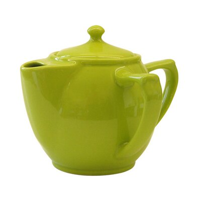 <strong>Wade Ceramics</strong> Dignity Two Handled Teapot in Green