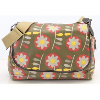 Tote Bag Pattern: Free Roomy Messenger Diaper Bag Pattern