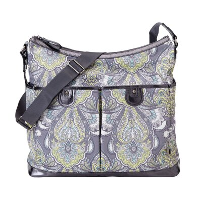 OiOi Baroque Tote Diaper Bag
