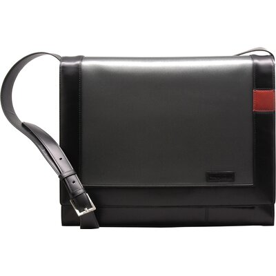 Microfiber Nylon Business Cases Messenger Bag