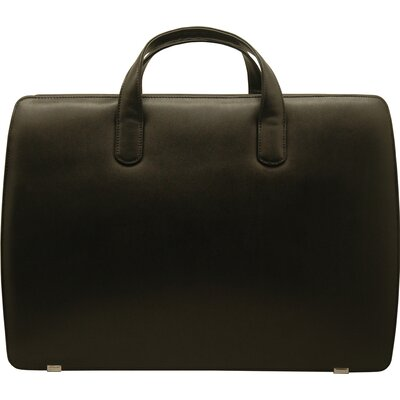 Sienna Leather Litigation Laptop Briefcase
