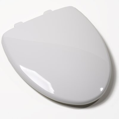 Comfort Seats EZ Close Premium Plastic Elongated Toilet Seat
