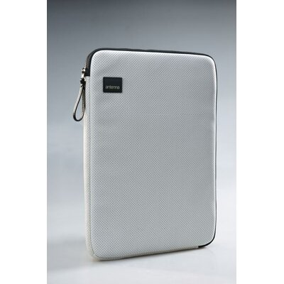 Antenna Cool White Perf Laptop Sleeve