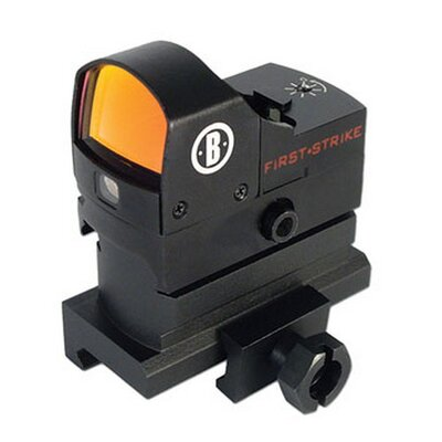First Strike 5 MOA 1x Reflex Dot Sight