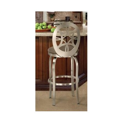Trica Provence Swivel Bar Stool