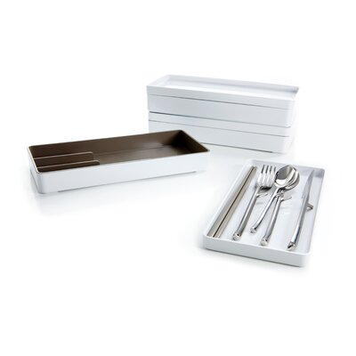 Royal VKB iD Cutlery 4 Piece Flatware Set by Bow Wow