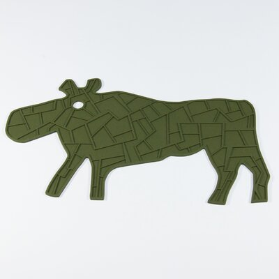 Smak Silicone Cow Trivet