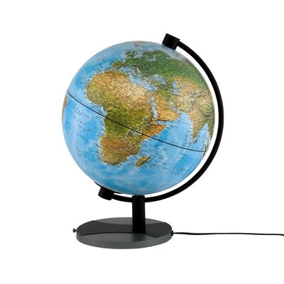 Stellanova Globes Dublin Illuminated Physical Globe