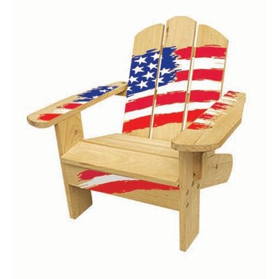 Lohasrus Kid's  Adirondack Chair