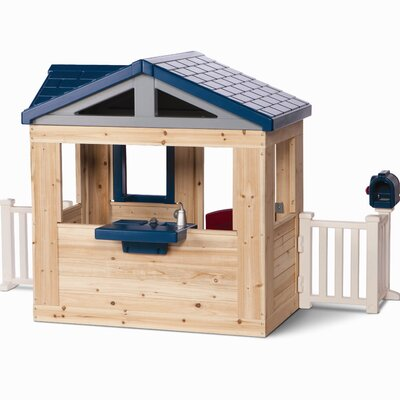 Little Tikes Woodside Cottage Playhouse