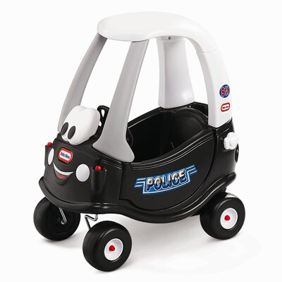 Little Tikes Ride-Ons Tikes Patrol 30th Anniversary Edition Push Car