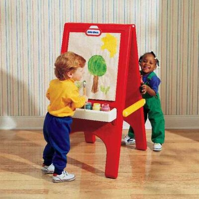 Little Tikes Children's Foldable Double Art Easel