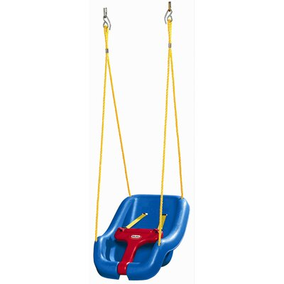 Little Tikes 2-in-1 Snug 'n Secure Swing in Blue