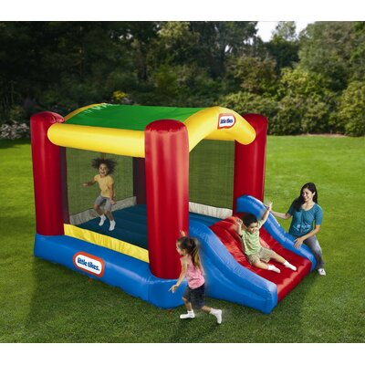 Little Tikes Shady Jump 'n Slide