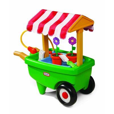 2-in-1 Garden Cart and Wheelbarrow